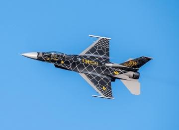 F-16 Viper Demo Team 2021 Schedule