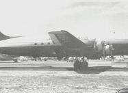Douglas R5D Skymaster from 1959 to 1964