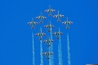 Frecce Tricolori Aermacchi MB339