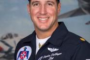 Thunderbirds pilot who died in crash was Maj. Stephen Del Bagno