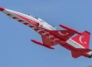 Turkish Stars present paint scheme