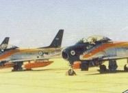 Cruz del Sur F-86F Sabre, from 1962 to 1985