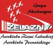 Zelazny Aerobatic Group logo