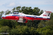 Snowbirds plane crashed into house during take off at Kamloops