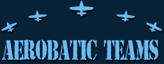 Aerobatic Display Teams Website