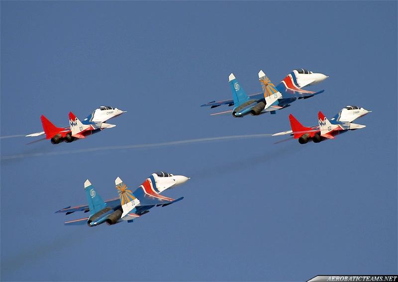 Russian Aerobatics 39