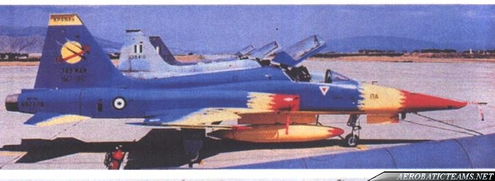 New Hellenic Flame Northrop F-5A Freedom Fighter