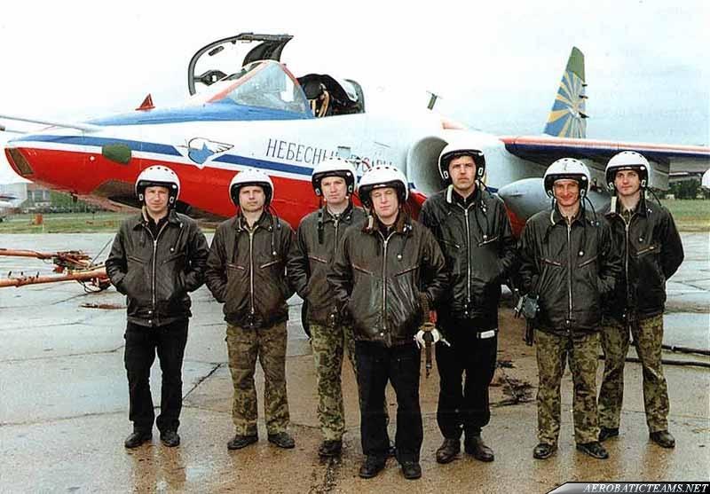 Celestial Hussars pilots