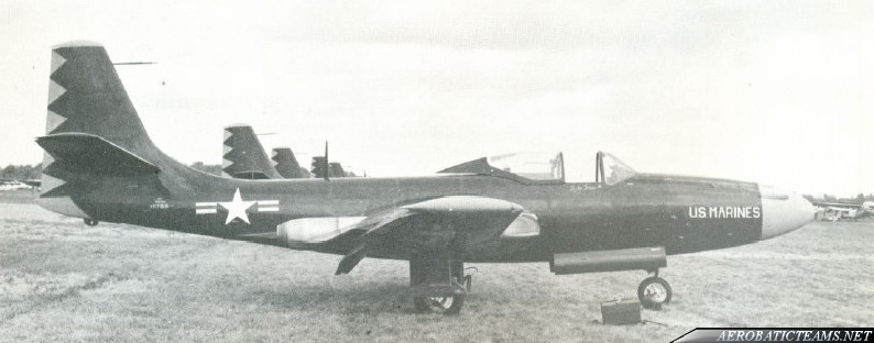 Marine Phantoms McDonell FH-1 Phantom