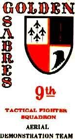 Golden Sabres logo