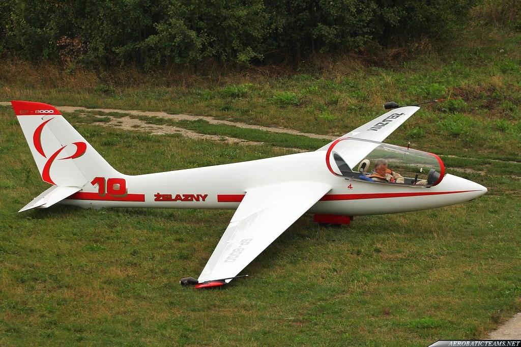 Zelazny Aerobatic Group MDM Solo Fox glider