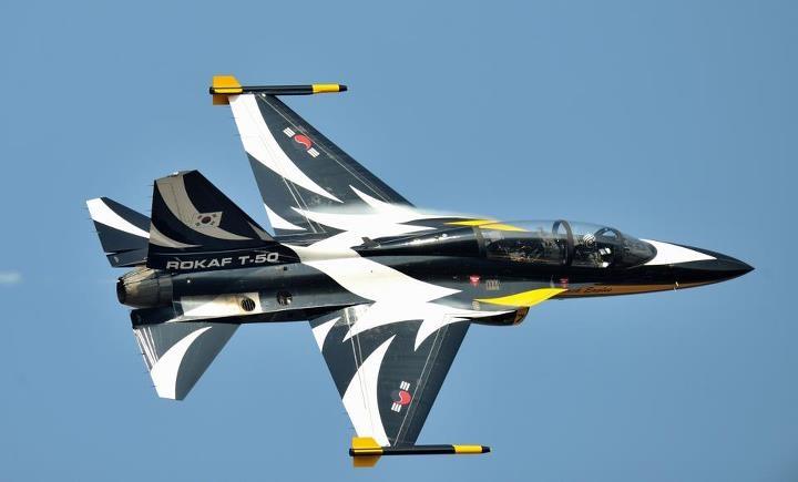 Black Eagles T-50
