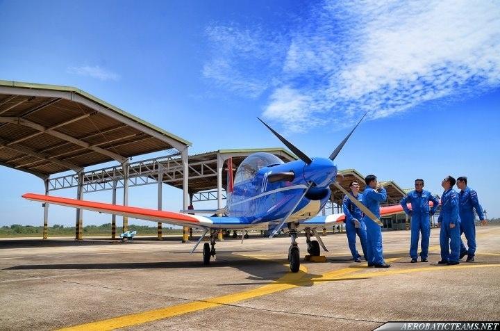 Blue Phoenix PC-9 Mustang