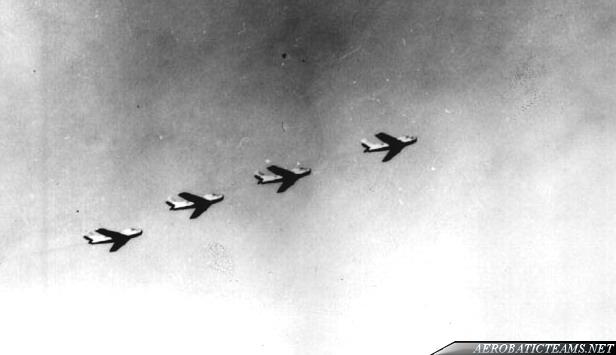 Blue Sabre F-86