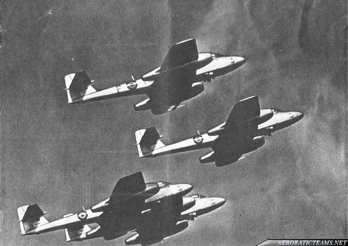 Acrobobs Gloster Meteor F.8