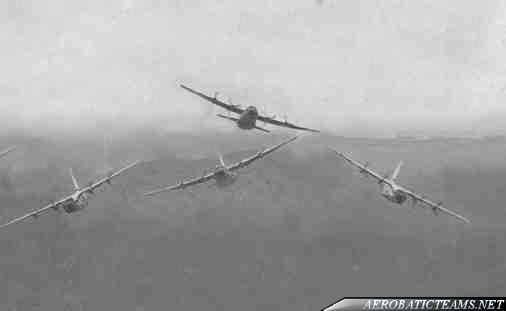 Four Horsemen C-130A Hercules