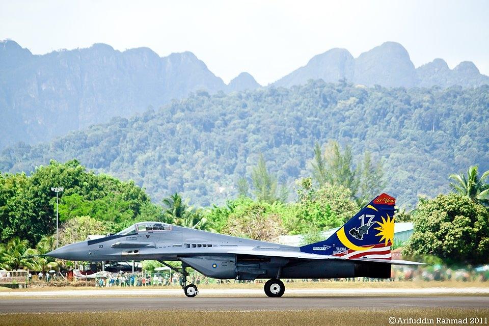 Smokey Bandits MiG-29N/NUB