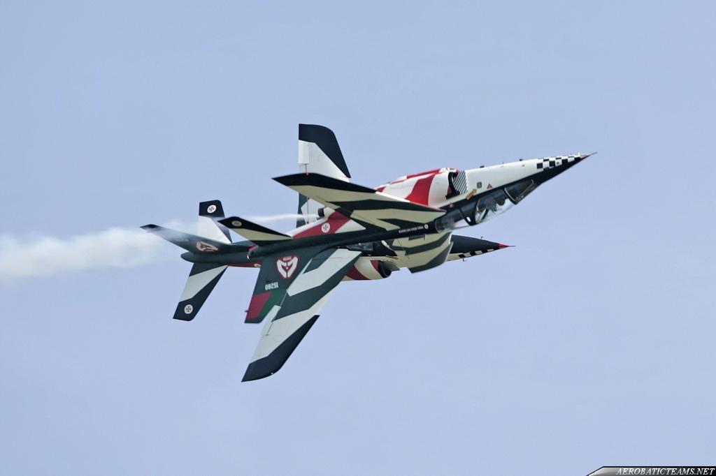 Asas de Portugal Alpha Jet