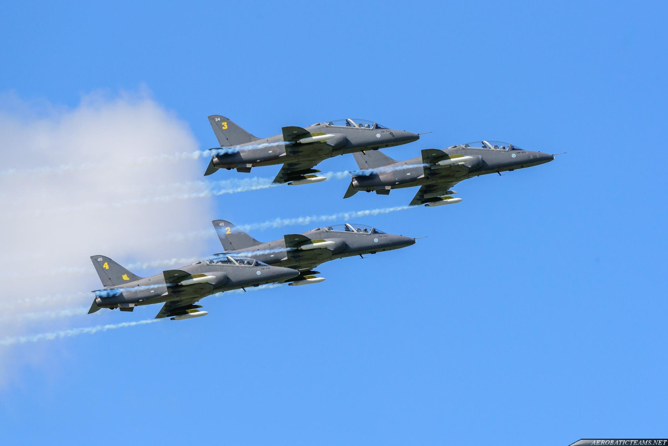 Midnight Hawks BAe Hawk Mk.51
