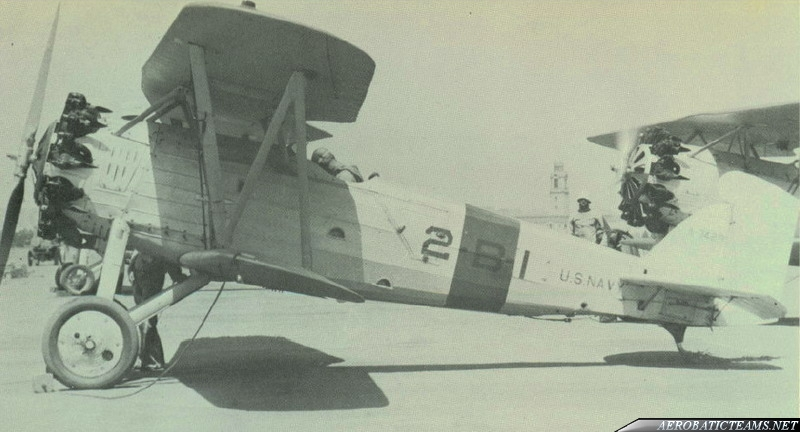 Three Sea Hawks Boeing F2B