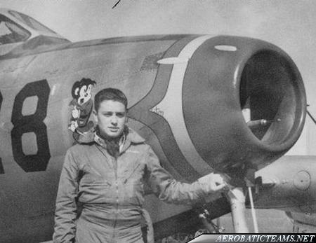 Dragoes F-84G Thunderjet