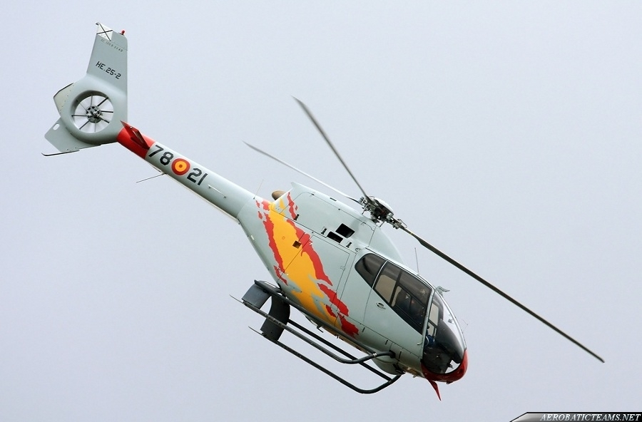 Patrulla ASPA Eurocopter EC-120 Colibri. Photo by Jean-Marie Hanon