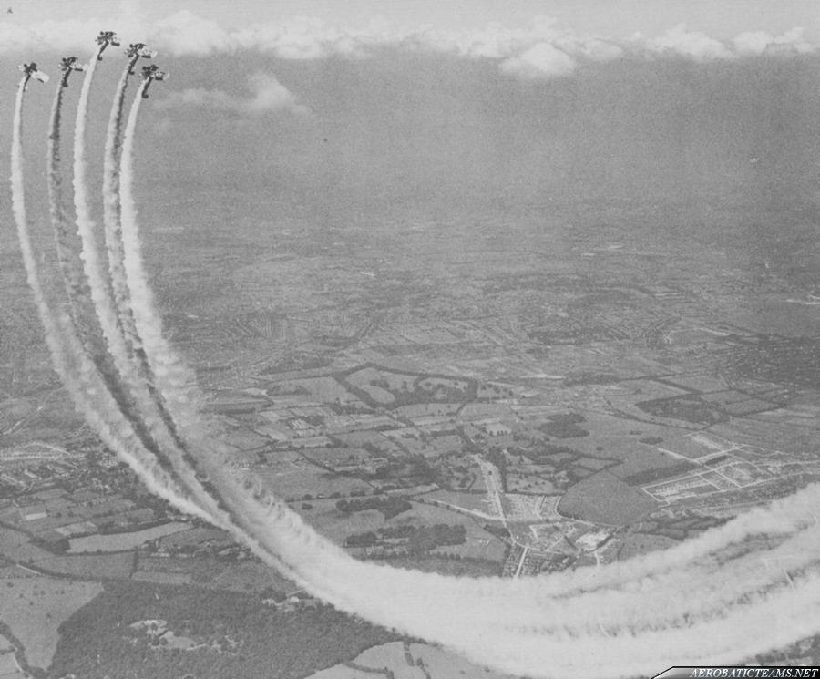 Gloster Gauntlet Aerobatic Display Team