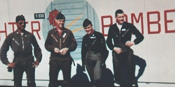 Arctic Gladiators pilots