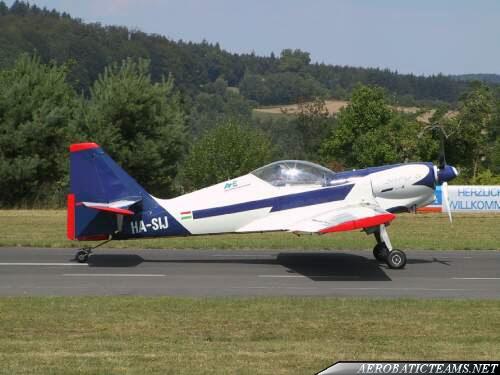 Aerotriga Zlin 50 (1981-1999)