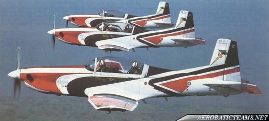Taming Sari Pilatus PC-7 Mk. I
