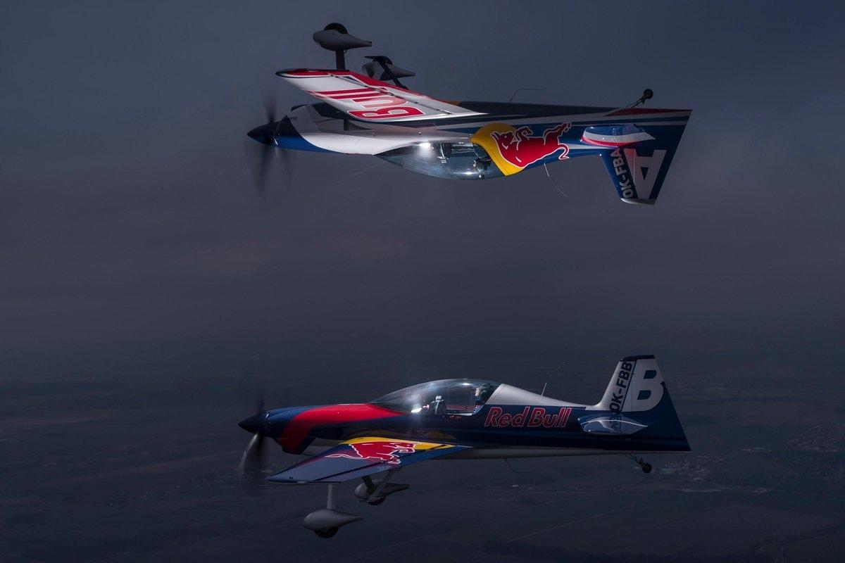 Flying Bulls Aerobatics Team XtremeAir XA42