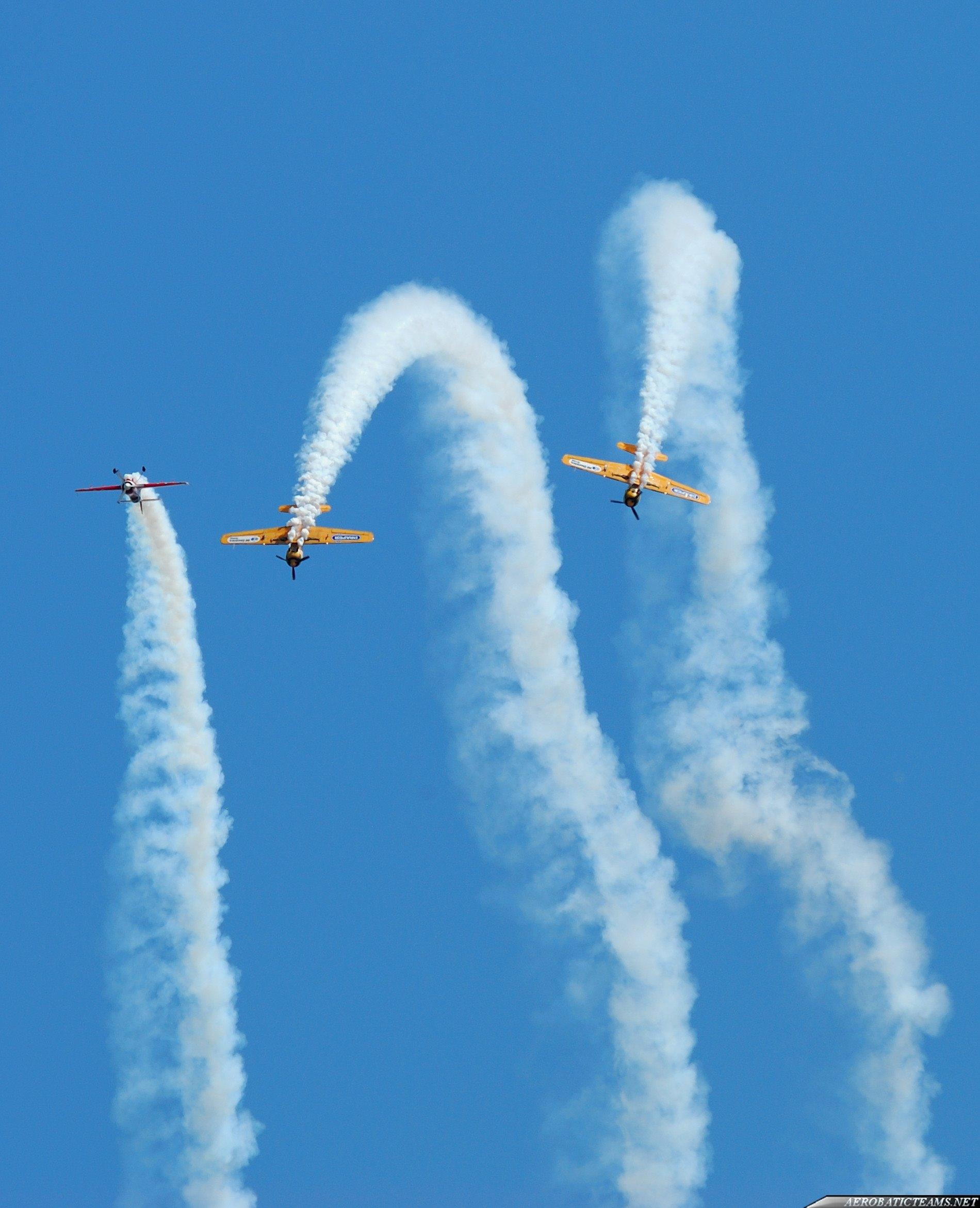 Aerobatic Yakkers and Jurgis Kairys