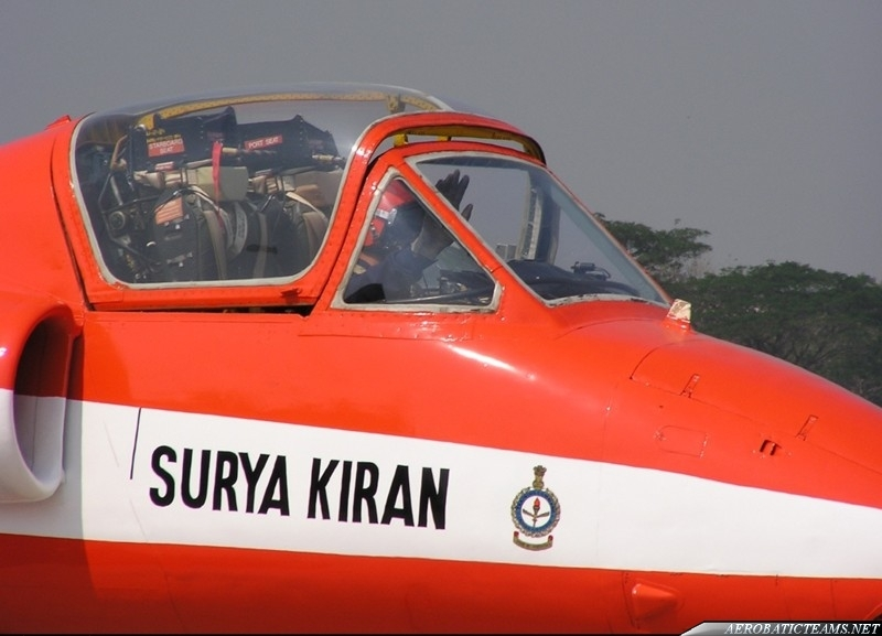 Surya Kiran HJT-16 from 1990 to 2010