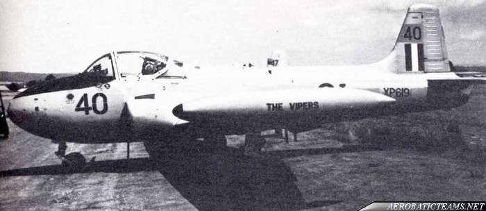 The Vipers Jet Provost