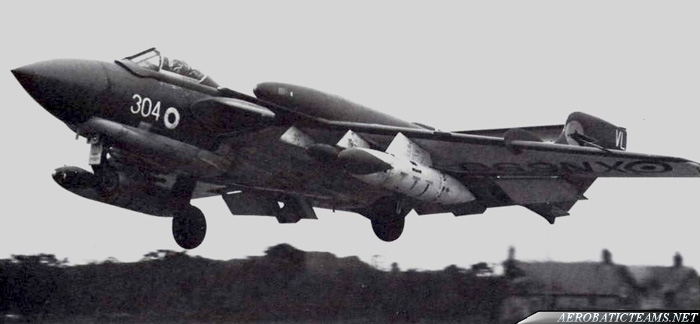 Simon's Sircus Sea Vixen