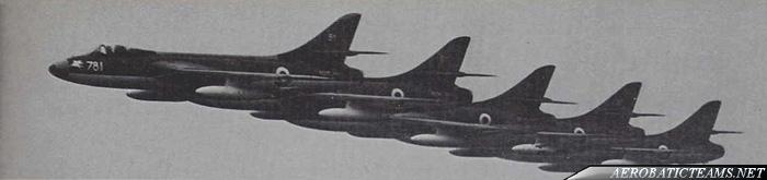 Rough Diamonds Hawker Hunter GA.11