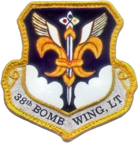 USAFE Black Knights badge