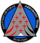 Silver Stars aerobatic team logo