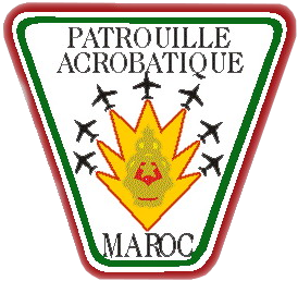 Marche Verte aerobatic team logo