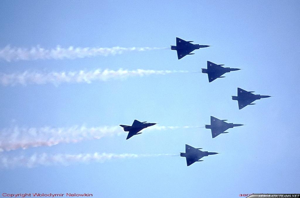 Deltas Mirage 3
