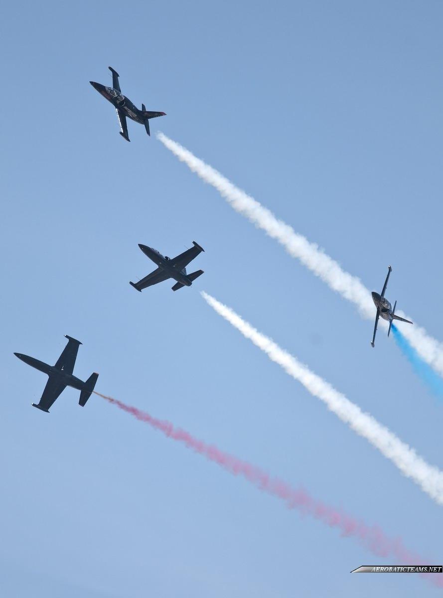 Patriots Jet Team L-39