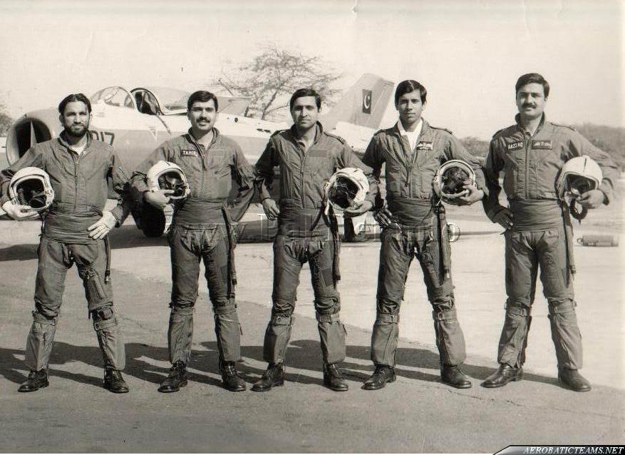Tigers pilots