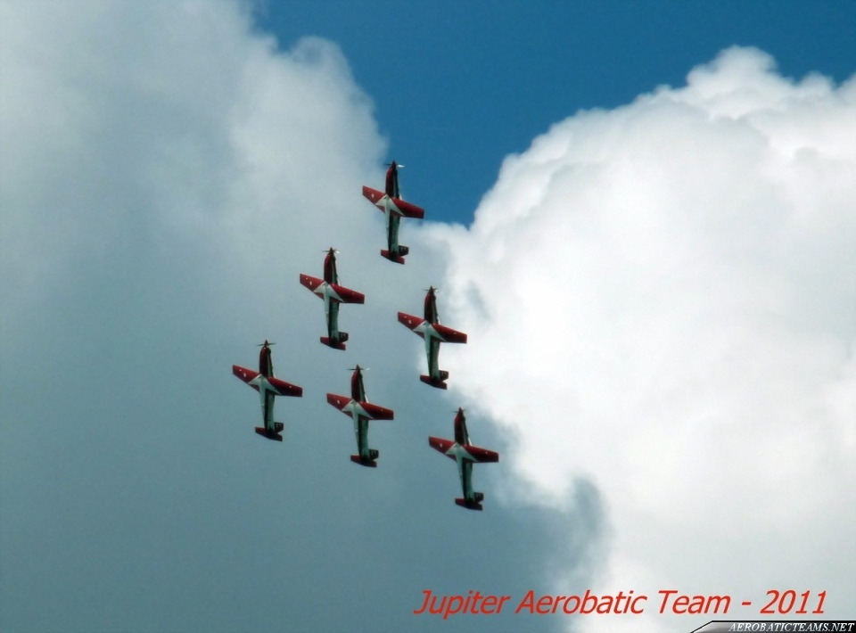 Jupiter Aerobatic Team KT-1B Woong Bee