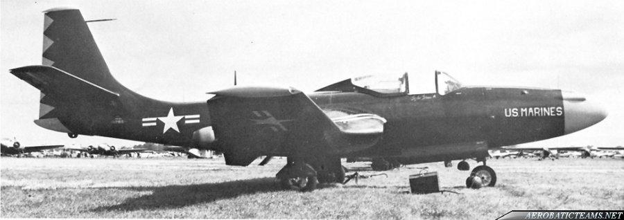 Marine Phantoms McDonell FH-1 Phantom