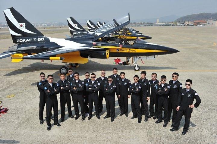 Black Eagles became separate unit