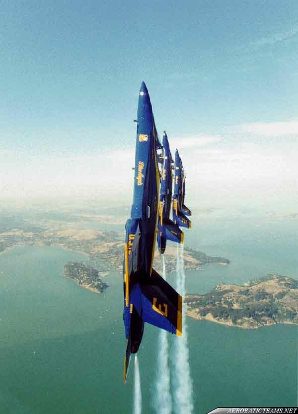 Blue Angels to fly Super Hornets