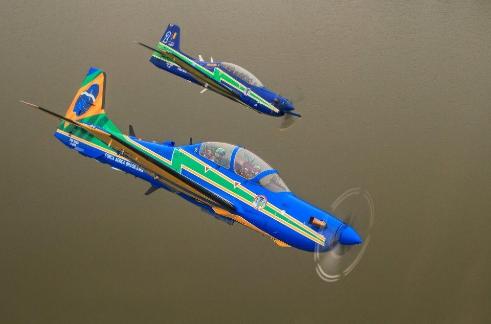 Esquadrilha da Fumaca new aircraft