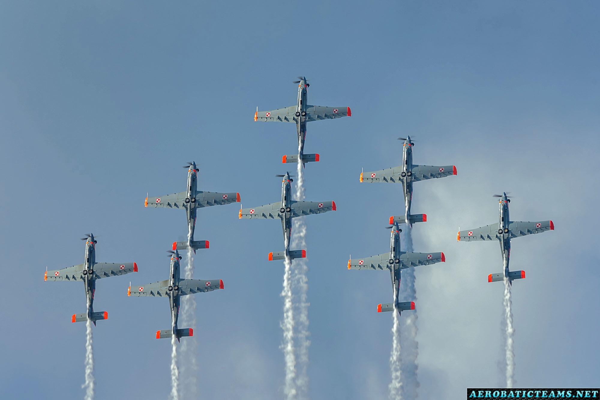 Orlik aerobatic team aircraft will receive major update