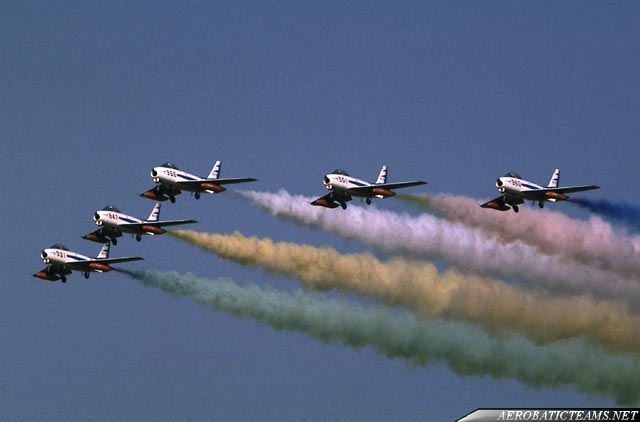 Blue Impulse History