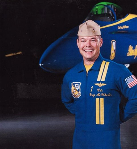 Former Blue Angels leader under investigation